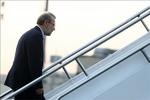 İran Meclis Başkanı Çin'e gitti