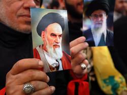 بیروت میں انقلاب اسلامی کی کامیابی کی مناسبت سے جشن