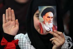 بيروت تحتفل بالذكرى الاربعين لانتصار الثورة الاسلامية في ايران /صور