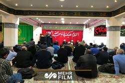 مجالس عزاء ذكرى استشهاد السيدة فاطمة الزهراء (س) في انحاء العالم / فيديو