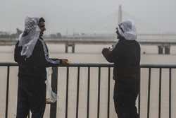 آغاز فعالیت سامانه بارشی از یکشنبه در خوزستان