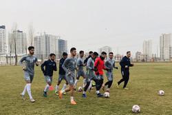 بازیکن روبین کازان به اردوی تیم فوتبال امید ایران اضافه شد