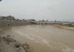 سیلاب در حال هدایت به تالاب بین المللی هامون است