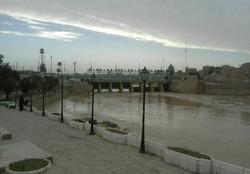 ۳ میلیون متر مکعب سیلاب وارد منطقه سیستان شد