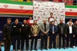 نمین به مقام قهرمانی رقابتهای اسپوکس استان اردبیل دست یافت