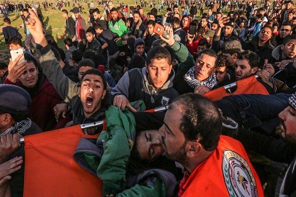 """وزيرة الصحةالفلسطينية: استشهاد المسعف """"الجديلي"""" جريمة حرب"""