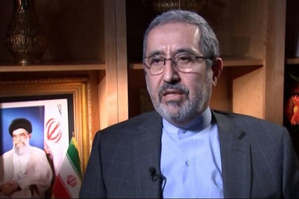 'No light' seen for formation of Iran-US ties: diplomat
