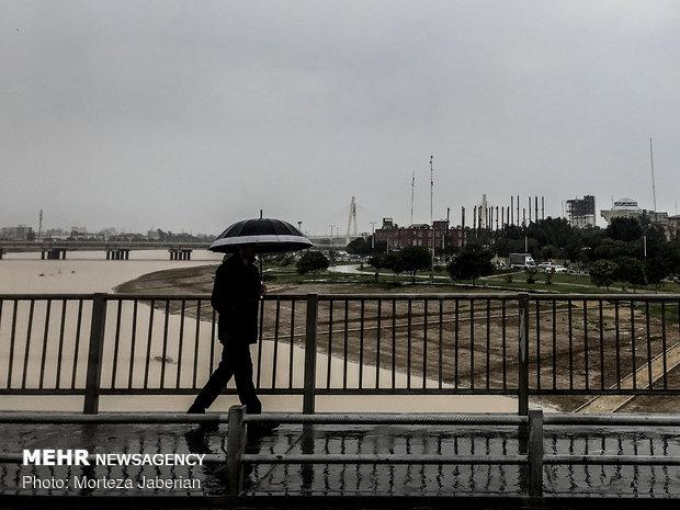 بارش باران در خوزستان از شنبه آغاز می شود