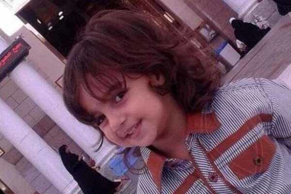 """ردود افعال غاضبة في اوساط رواد التواصل الاجتماعي ضد جريمة نحر الطفل السعودي """"زكريا"""""""