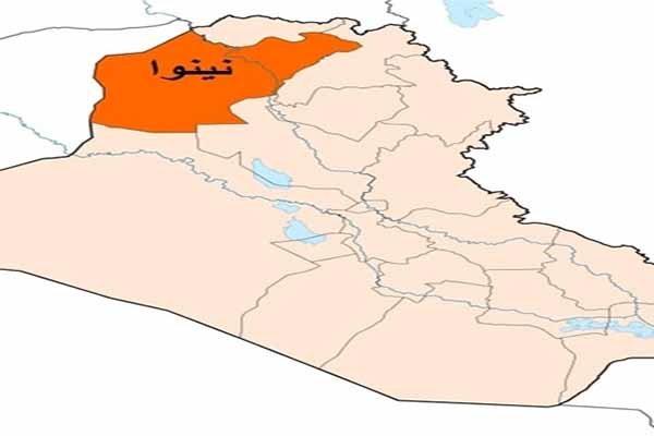 بازداشت یک تروریست داعشی در غرب موصل