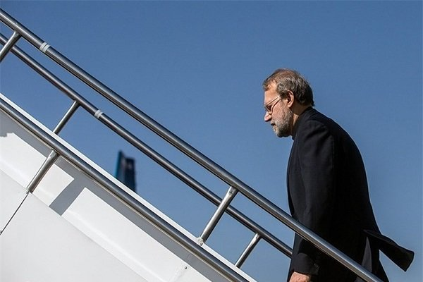 Larijani to depart for Tokyo on Monday