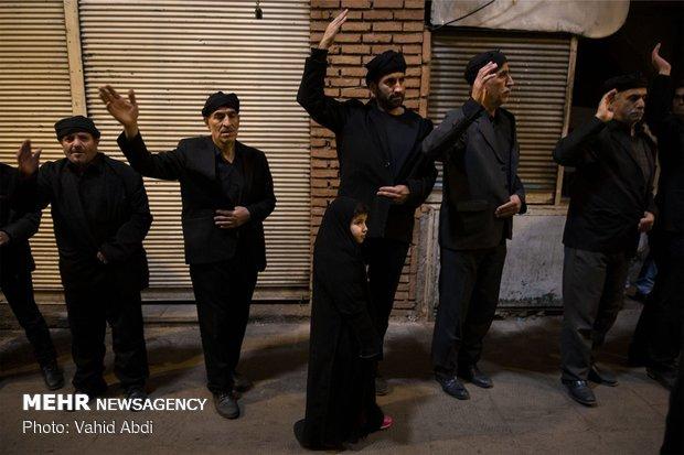 """احياء ذكرى استشهاد السيدة فاطمة الزهراء (س) في مدينة """"تبريز"""""""