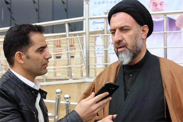 طلب حلالیت امام جمعه ملارد از وزیر بهداشت و فرزندش