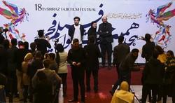 ۱۷۰۰ مخاطب درهر نوبت نمایش فیلم / جشنواره در آستانه رکوردزنی