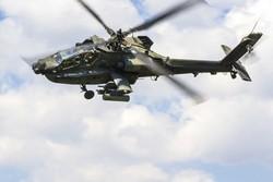 یمنی فورسز نے سعودی عرب کے آپاچی ہیلی کاپٹر کو تباہ کردیا