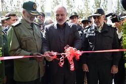 مرکز تجمیع فوریت های پلیسی ۱۱۰ سیستان و بلوچستان افتتاح شد