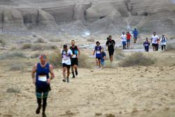 سومین دوره دو ماراتن جزیره قشم با حضور ۴۰۰ دونده