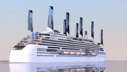 کشتی تفریحی با مزرعه خورشیدی ۶ هزار مترمربعی را ببینید