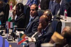 السیسی: حل مشکلات قاره آفریقا به دور از دخالت خارجی ضروری است