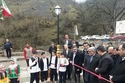 چندین طرح عمرانی شهری در ماسوله و رحیم آباد به بهرهبرداری رسید