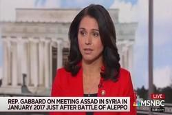 انتقاد تند «گابارد» از ترامپ به دلیل حمایت از عربستان سعودی