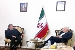 FM Zarif, Palestinian Islamic Jihad chief hold talks in Beirut