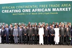خیز آفریقا برای ایجاد بزرگترین منطقه تجارت آزاد جهان