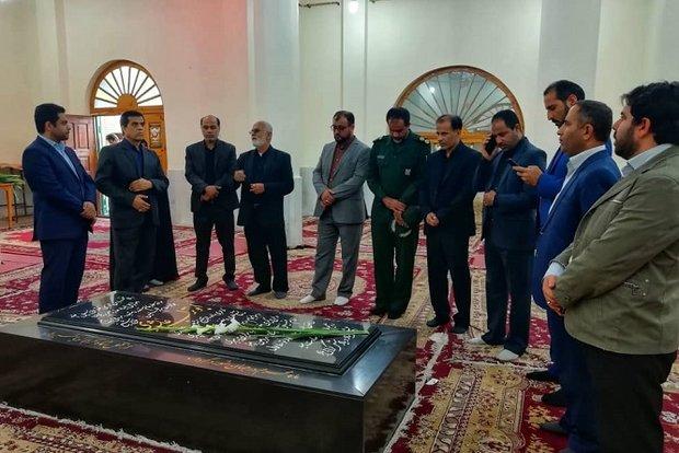 راهاندازی موزه و نمایشگاه هنری شهید عاشوری