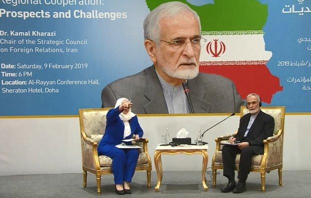 US, allies use Iranophobia to exploit regional Arab states: Kharrazi