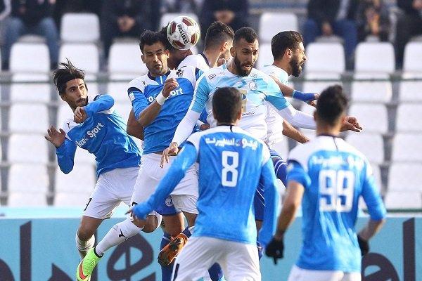تساوی استقلال برابر پیکان در نیمه اول/ حسینی مانع از شکست شد