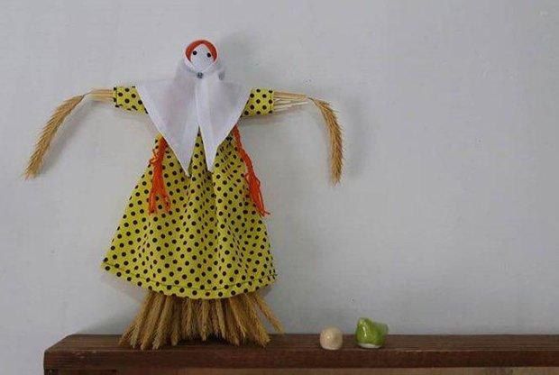 «نان، کار، برکت »؛ داستان عروسکهای گندمی «ننهمرضیه»