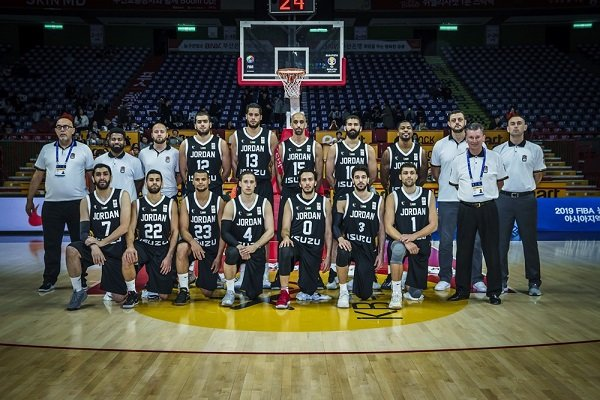 Jordon basketball team lands in Tehran to hold friendly matches