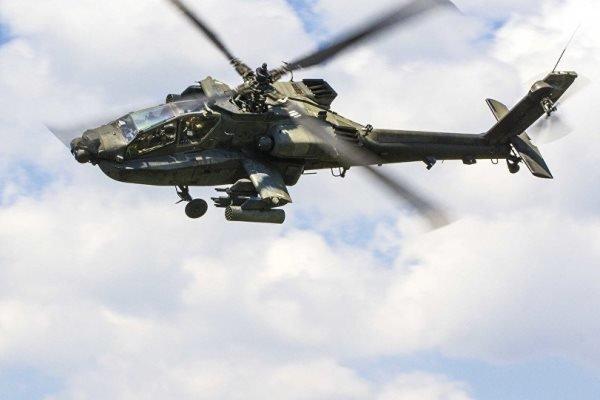 Yemen güçleri yine Suudi Arabistan helikopterini düşürdü