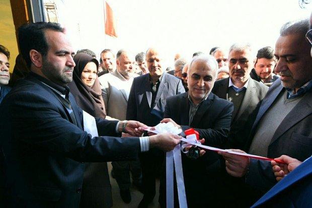 افتتاح ساختمان مرکزی دانشگاه گلستان/کلنگ زنی نیروگاه سرخنکلاته