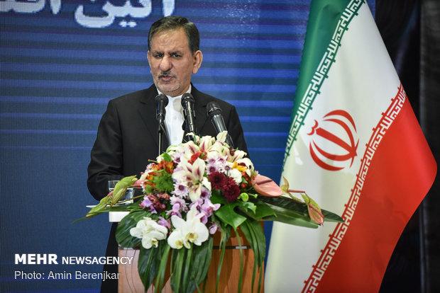 VP Jahangiri's visit to Shiraz