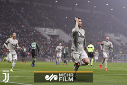 یوونتوس بر بام فوتبال ایتالیا