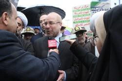 ملت ایران اسلامی همیشه در صحنه حضور دارند