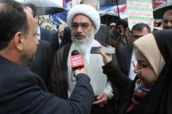 مردم ایران اسلامی مسیر انقلاب را ادامه میدهند