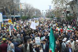 راهپیمایی ۲۲ بهمن در استان ها - ۳