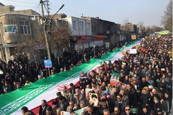 راهپیمایی با شکوه مردم در ۲۲ بهمن ابهت انقلاب اسلامی را تثبیت کرد