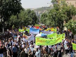 نمایش وحدت و همدلی در ۲۲بهمن/مهر کردستانی ها پای چهل سالگی انقلاب