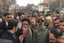 راهپیمایی باشکوه امروز پاسخی قاطع به دشمنان است