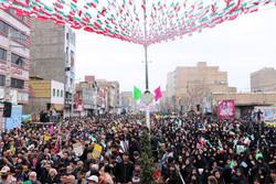 روز تجلی وحدت و ایستادگی ملت ایران/راهپیمایی ۲۲بهمن استان تهران