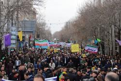 لرستانیها یکپارچه به صحنه آمدند/ شکوه راهپیمایی دشمنشکن ۲۲بهمن