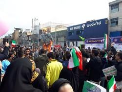 برترینهای مسابقه بزرگ مترسک استکبار در کرمانشاه معرفی شدند