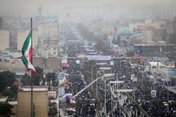 راهپیمایی ۲۲ بهمن در ۴۰ سالگی انقلاب-۳