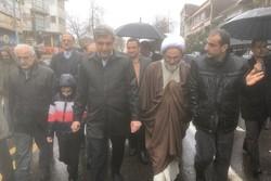 استاندار گیلان از حضور پرشور مردم در راهپیمایی ۲۲بهمن قدردانی کرد