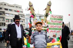 اسلامی انقلاب کی 40 ویں سالگرہ کے موقع پر شاندار ریلیوں کا اہتمام - 3