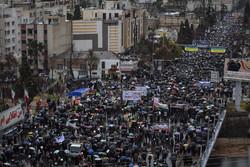 راهپیمایی ۲۲ بهمن ۱۳۹۷ شیراز