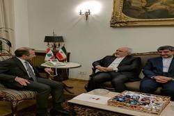 وزرای خارجه ایران و لبنان دیدار و گفتگو کردند